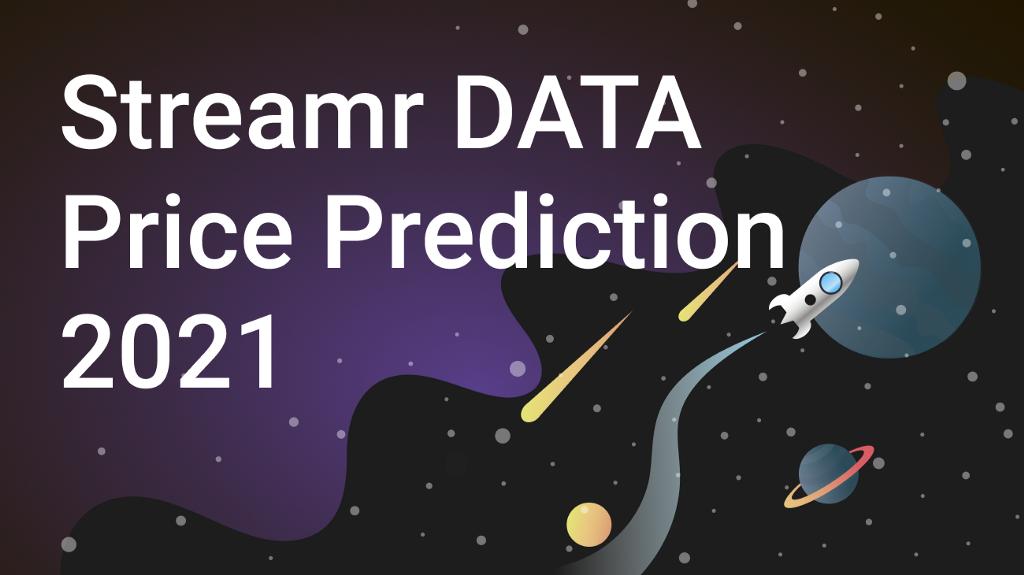 Streamr DATA price prediction