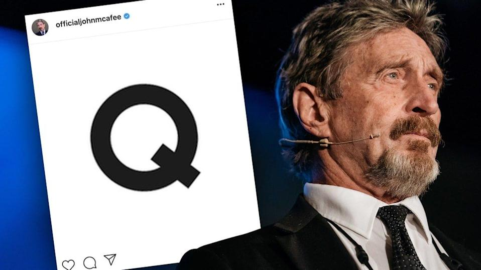 John McAfee's Death Invokes 'Dead Man's Switch' Theory — Widow Says He 'Was Not Suicidal'